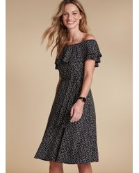 Baukjen - Martha Frill Dress - Lyst