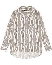 Baukjen - Leonora Print Shirt - Lyst