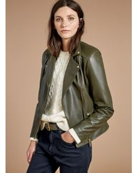 Baukjen - Kara Leather Jacket - Lyst