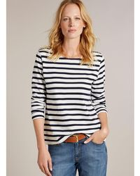 Baukjen - Callie Striped Top - Lyst