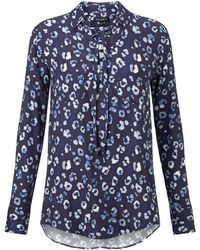 Baukjen - Adria Print Shirt - Lyst