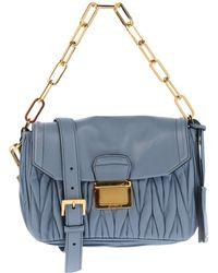 Miu Miu Handbag - Lyst