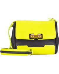 Marc By Marc Jacobs Bobs Memphis Trip Colorblocked Shoulder Bag - Lyst
