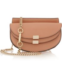 Chloé - Georgia Convertible Leather Belt Bag - Lyst