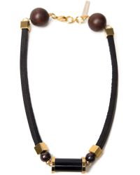 Lizzie Fortunato Jewels Le Luxe Necklace - Lyst