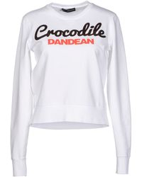 DSquared² Sweatshirt - Lyst