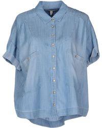 Twenty8Twelve Denim Shirt - Lyst