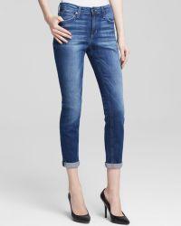Joe's Jeans - Rolled Skinny Crop In Valencia - Lyst