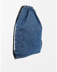 Cheap Monday - Drawstring Backpack - Lyst