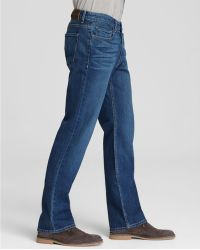PAIGE - Doheny Relaxed Fit Jeans In Muse - Lyst