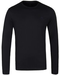 Henri Lloyd - Black Radar Regular Long Sleeve Tee - Lyst