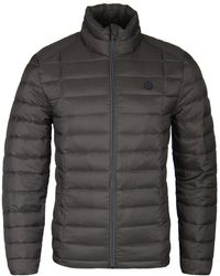 Henri Lloyd | Olive Green Cabus Lightweight Down Jacket | Lyst