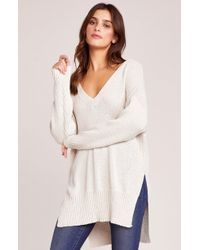 Jack BB Dakota - Getting Warmer Ribbed Sweater - Lyst