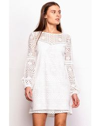 Jack BB Dakota | Currie Lace Dress | Lyst