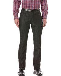Perry Ellis - Black Rinse Slim Fit Jeans - Lyst