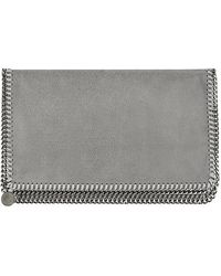 Stella McCartney Falabella Clutch Bag - Lyst
