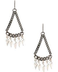 Pilgrim - Earrings - Lyst