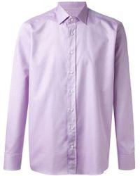 Etro Patterned Shirt - Lyst