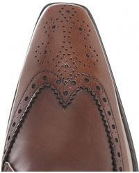 Jeffery West Scarface Brogue Boots - Lyst