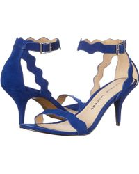Chinese Laundry | Rubie Scalloped Sandal | Lyst