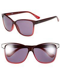 Converse - 59mm Retro Sunglasses - Lyst