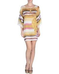 Roberto Cavalli | Beach Dress | Lyst