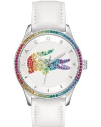 Lacoste - 42000822 Ladies Strap Watch - Lyst
