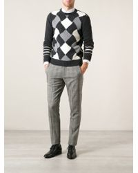 Ermanno Scervino Knit Sweater - Lyst