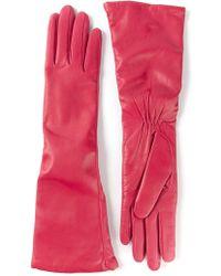 P.A.R.O.S.H. - 'peglo' Long Gloves - Lyst