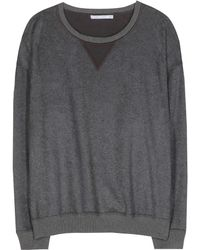 Callens - Mytheresa. Com Exclusive Cotton-blend Sweater - Lyst