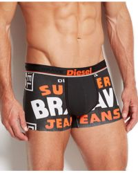 Diesel Damien Boxer Briefs - Collectible Racing Series - Lyst