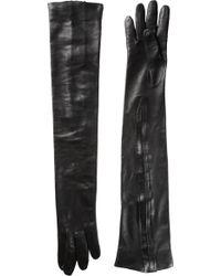 Haider Ackermann - Long Leather Gloves - Lyst