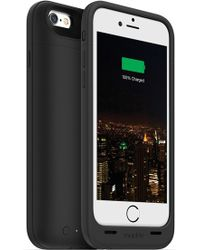 Mophie - 'juice Pack Plus' Iphone 6 & 6s Charging Case - Lyst