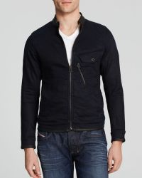 G-Star RAW Raw Defend Slim 3D Jacket black - Lyst