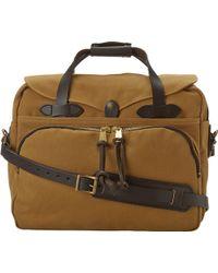 Filson Padded Laptop Bag/Briefcase - Lyst