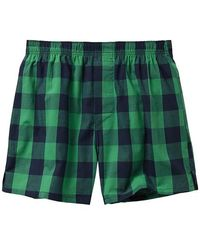 Gap Large Buffalo Plaid Boxers - Lyst