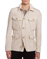 Burberry Brit Fulforth Field Jacket beige - Lyst