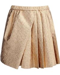 N°21 Mini Skirt - Lyst