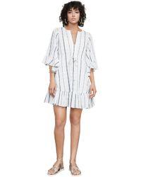 BCBGMAXAZRIA - Bcbg Emileigh Plaid Dress - Lyst
