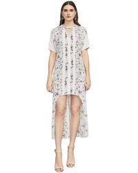 BCBGMAXAZRIA - Landyn High-low Dress - Lyst