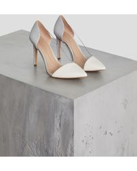 BCBGeneration - Lana Two-tone Pump - Lyst