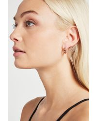 BCBGeneration - Small Stud Huggie Earring - Lyst