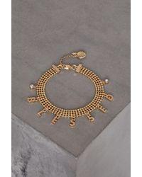 BCBGeneration - Blessed Charm Mesh Bracelet - Lyst