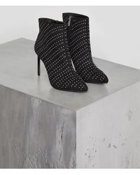 BCBGeneration - Helen Crystal Stiletto Bootie - Lyst