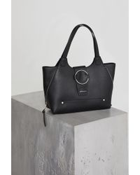 BCBGeneration - Elle Faux Leather Tote - Lyst