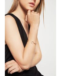 BCBGeneration - Pave Cuff Bangle Bracelet - Lyst