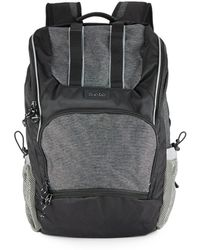 Calvin Klein | Contrast Paneled Backpack | Lyst
