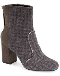 Poetic Licence - 'top That' Bootie - Lyst