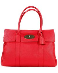Mulberry Bayswater Pelle - Lyst