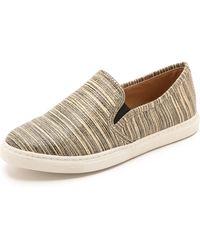 Splendid Seaside Slip On Sneakers - Black - Lyst